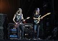 Steve Morse and Uli Jon Roth at Wacken Open Air 2013.jpg