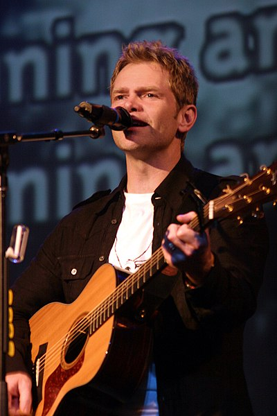 Picture of a band or musician: Steven Curtis Chapman