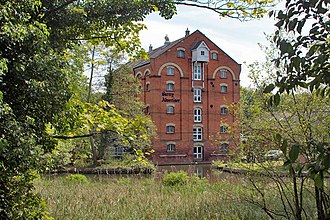 Stoke Mill, Guildford - Image: Stoke Mill