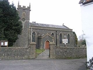 Stoke St Michael Human settlement in England