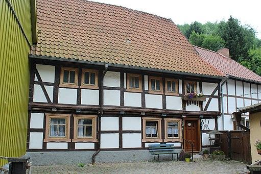 Stolberg (Harz), Haus Rittergasse 61