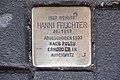 Stolperstein Duisburg 500 Hochfeld Wanheimer Straße 30 Hanni Fruchter.jpg