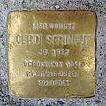Stolperstein Friedberger Anlage 32 Gerdi Springut.jpg