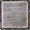 Stolperstein Hermsdorfer Str 70 (Wittn) Maria Novikowa.jpg