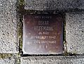 Stolperstein Oskar Hoffmann, Kronprinzenstraße 16, Siegburg.jpg