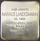 Stolperstein Siegen Landesmann Markus.jpeg