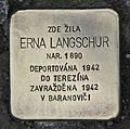 Stolperstein für Erna Langschur.JPG