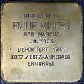 Stolpersteine Köln, Emilie Minden (Spichernstraße 57).jpg
