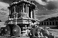Stone Chariot at Vijaya Vittal Temple Hampi.jpg