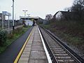 Stoneleigh station look south.JPG