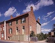 Stonewall Jackson House, 8 East Washington Street