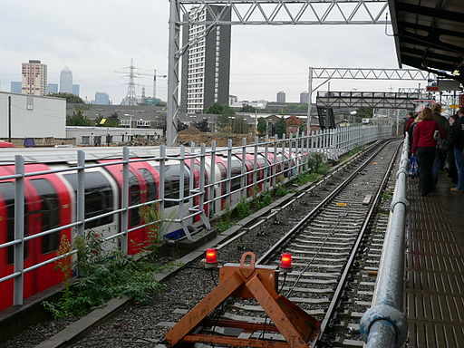Stratford station 08