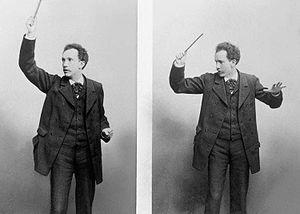 Ein Heldenleben - Strauss conducting (circa 1900)