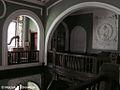 Strzekecino 004 - pałac, piętro w holu.jpg