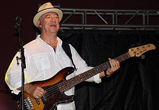 Stu Cook American bass player