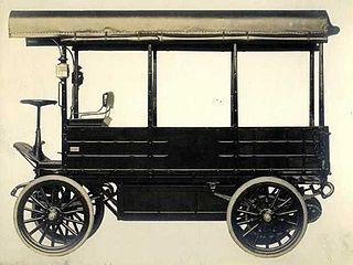 Studebaker Electric Motor vehicle
