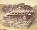 Stupa No. 3 after excavation, Ali Masjid.jpg