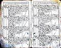 Subačiaus RKB 1827-1830 krikšto metrikų knyga 012.jpg
