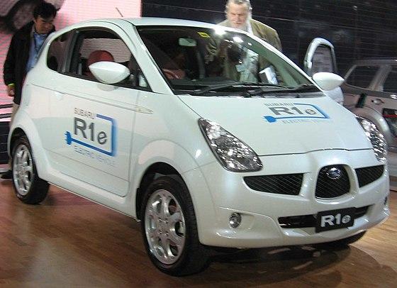 Subaru R1e Wikiwand