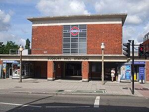 Sudbury Hill tube station - Image: Sudbury Hill stn building