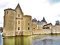 Sully sur Loire. Le château. (4). 2015-04-11.JPG