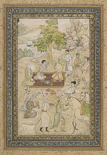 Murad Mirza (son of Akbar) Shahzada Mirza of the Mughal Empire