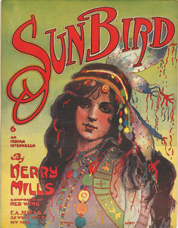 Sun Bird song composed by Kerry Mills