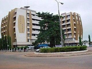 Sunyani City in Bono, Ghana