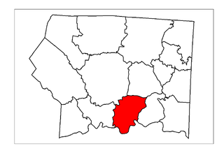 Rockford Township, Surry County, North Carolina township in Surry County, North Carolina
