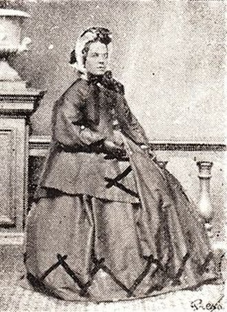 Isaac Luck - Susanna Luck, the sister of Benjamin Mountfort, married Isaac Luck in April 1853