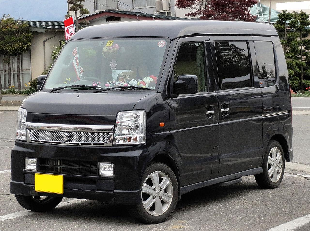 Ikman Lk Suzuki Every Van