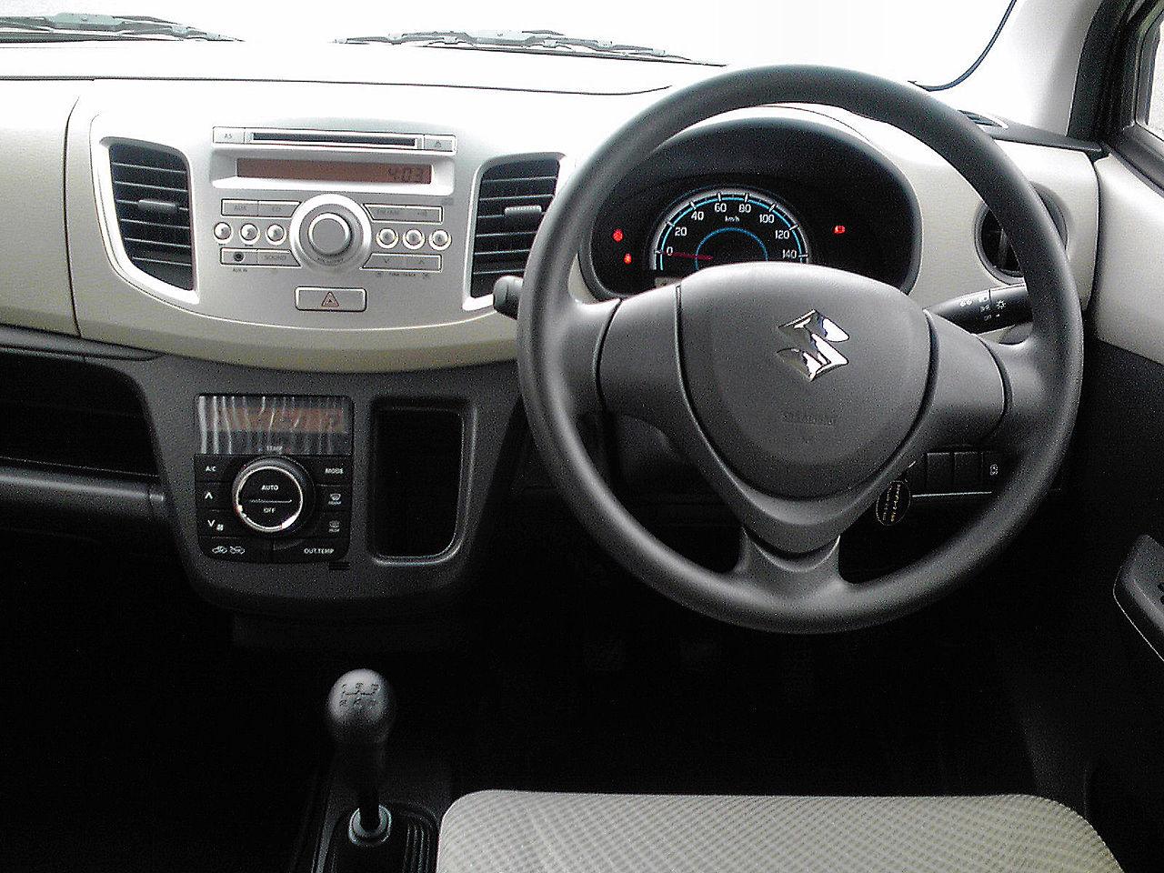 2007 Suzuki Wagon R