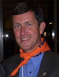 New Democrat Svend Robinson has opposed the preamble's mention of God.