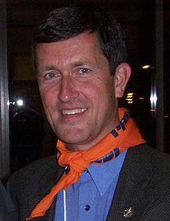 Svend Robinson Canadian politician