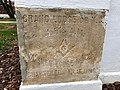 Swain County Courthouse Cornerstone, Bryson City, NC (39682990943).jpg