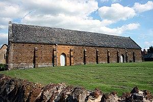 Swalcliffe - Swalcliffe Tithe Barn