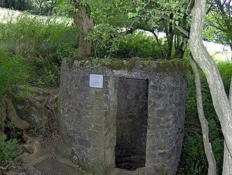 Swildon's Hole - Entrance structure