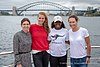 Sydney International WTA Players Cruise (33039984328).jpg