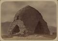 Syr Darya Oblast. Ruins of the Mulushki Mirza Rabat Near Khodzhend WDL3889.png