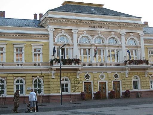 Szolnok Rathaus