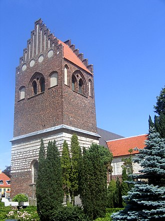 Tårnby Municipality - Tårnby church