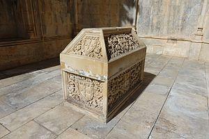 John, Prince of Portugal (1451) - Tomb in Mosteiro da Batalha