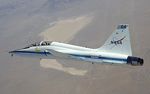 T-38 in flight over Dry Lake.jpg