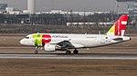 TAP Portugal Airbus A319-112 CS-TTS MUC 2015 04.jpg