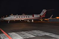 TC-ATA - GLF5 - Turkuaz Airlines