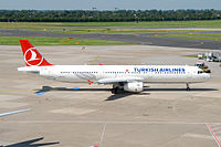 TC-JSA - A321 - Turkish Airlines