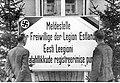 Tablica informacyjna punktu werbunkowego do ochotniczego legionu estońskiego (2-1962).jpg