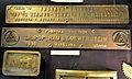 Tabliczka Lilpop Rau Loewenstein Muzeum Kolejnictwa.JPG
