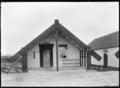 Taharangi Meeting House at Tarewa, Rotorua ATLIB 311348.png