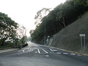 Tai Tam Road near Shek O Road.JPG